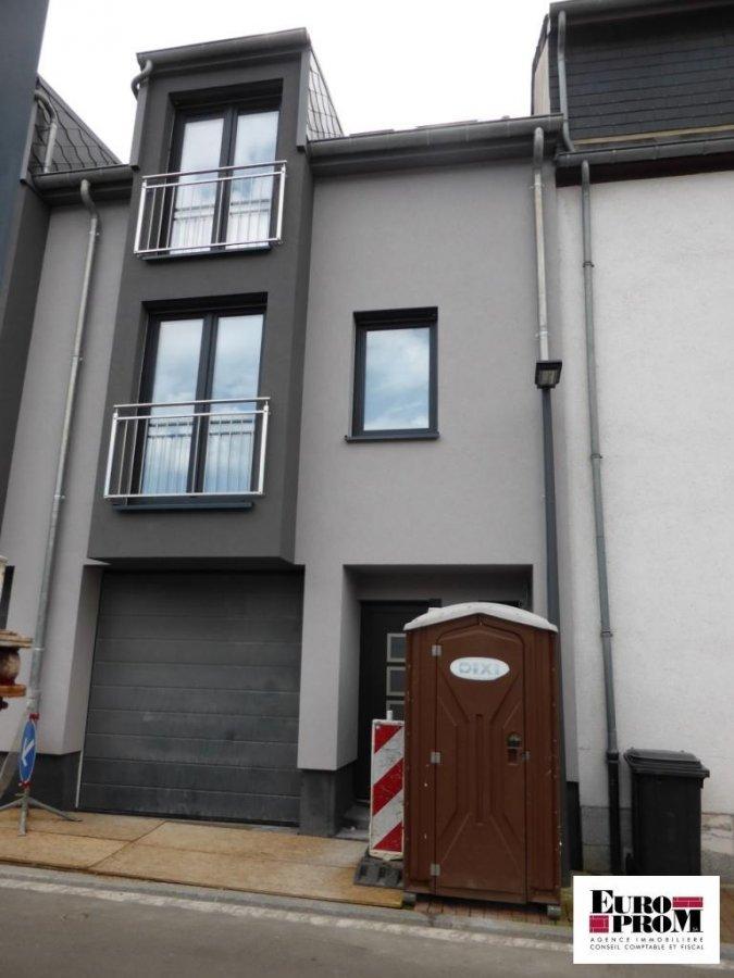 acheter maison mitoyenne 4 chambres 145 m² rumelange photo 1