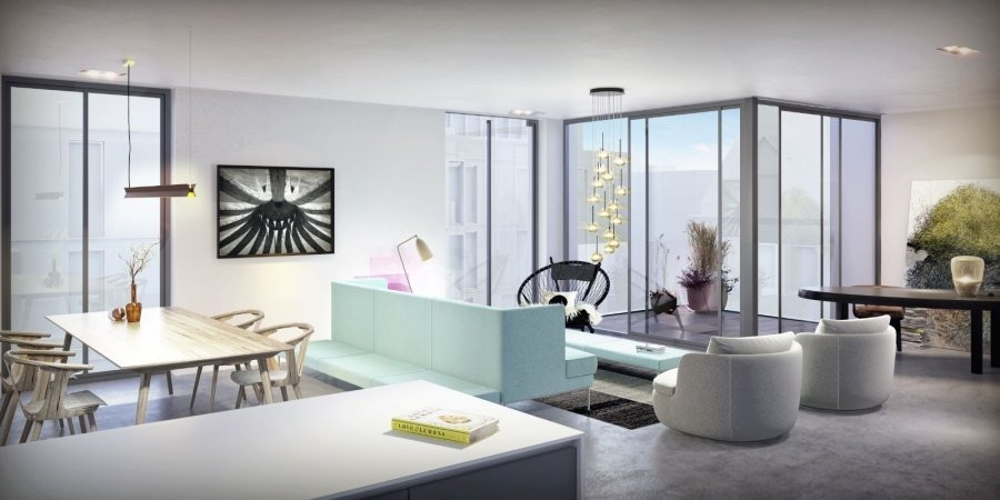 acheter appartement 2 chambres 98.4 m² luxembourg photo 6