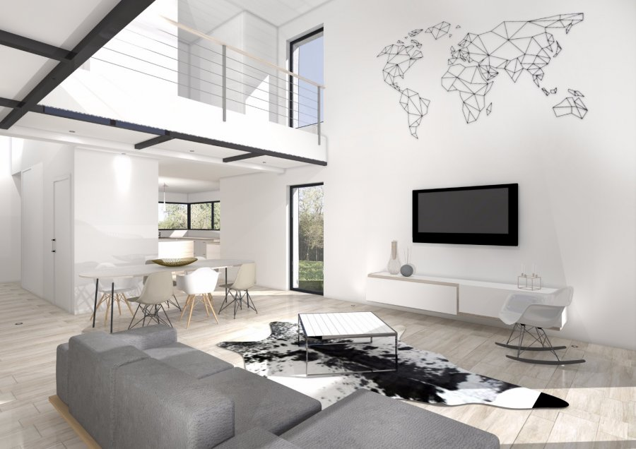 acheter maison 7 pièces 126 m² cuvry photo 6