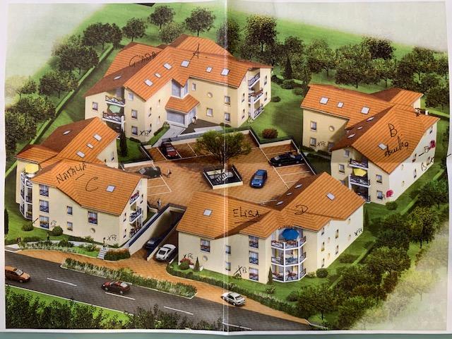 Appartement à vendre F4 à Cosnes-et-romain