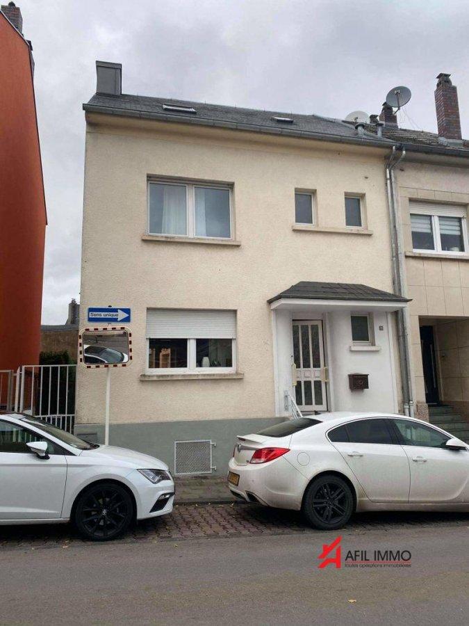 Maison jumelée à Schifflange