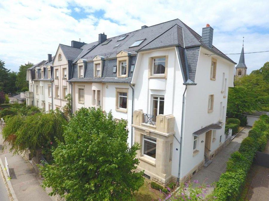 Maison individuelle à louer 6 chambres à Luxembourg-Limpertsberg