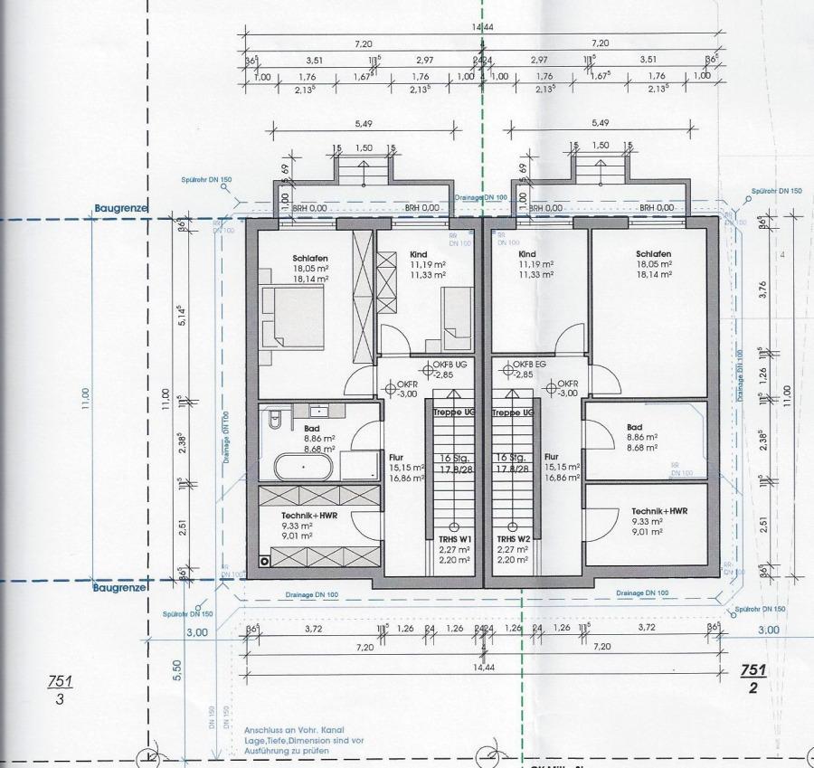 wohnung kaufen 3 zimmer 124.93 m² perl foto 5