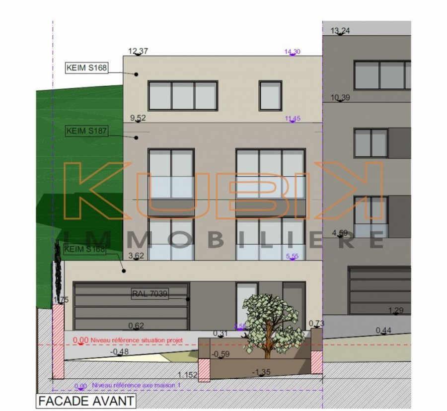 acheter maison jumelée 6 chambres 210 m² wintrange photo 4