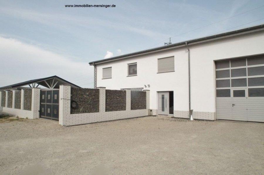 acheter entrepôt 6 pièces 256 m² trierweiler photo 1
