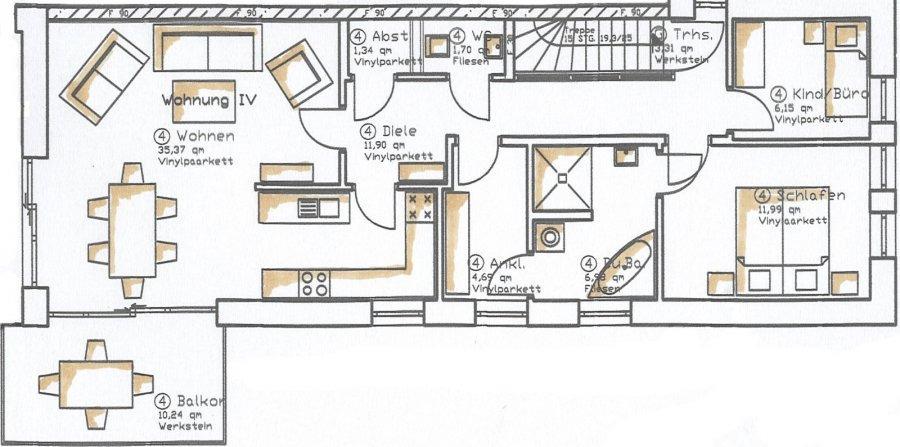 wohnung kaufen 4 zimmer 84.01 m² trier foto 1