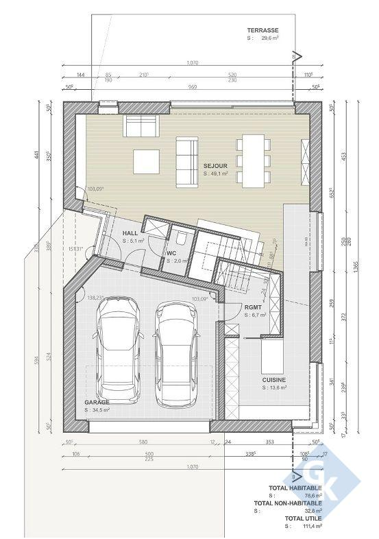 acheter maison 4 chambres 225 m² michelbouch photo 4