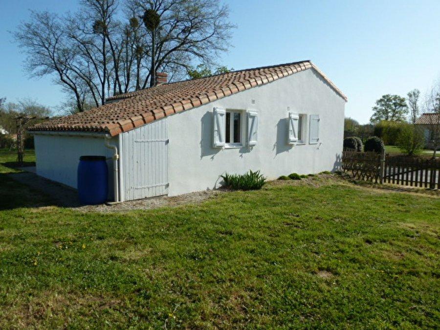 Maison individuelle en vente saint vincent sur graon for Maison individuelle a acheter