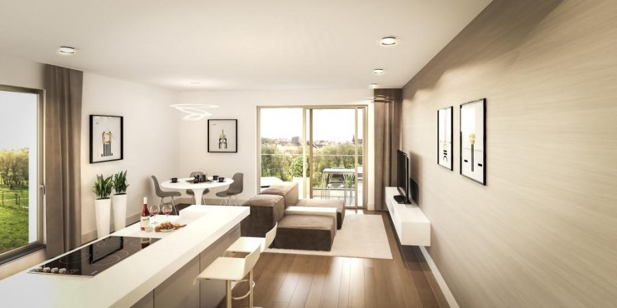 acheter appartement 3 chambres 119.61 m² differdange photo 3