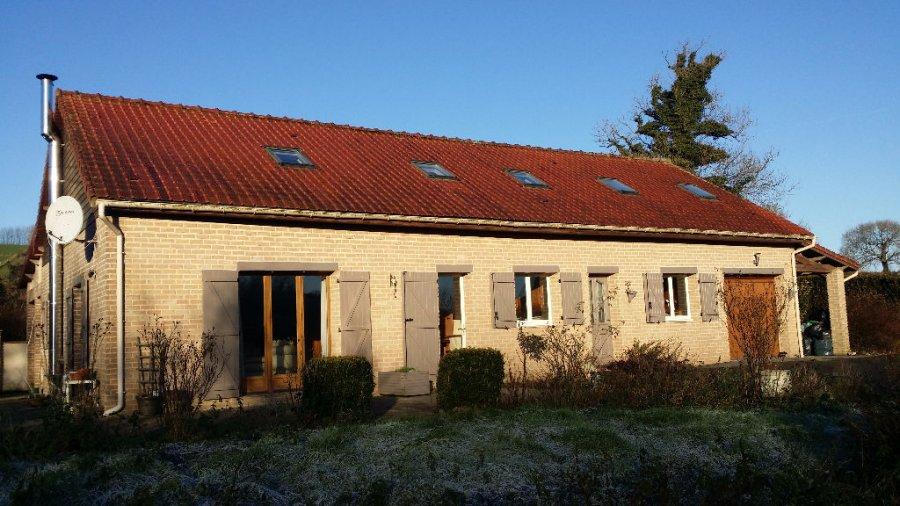 Maison individuelle en vente alembon 170 m 243 800 for Acheter maison individuelle nord