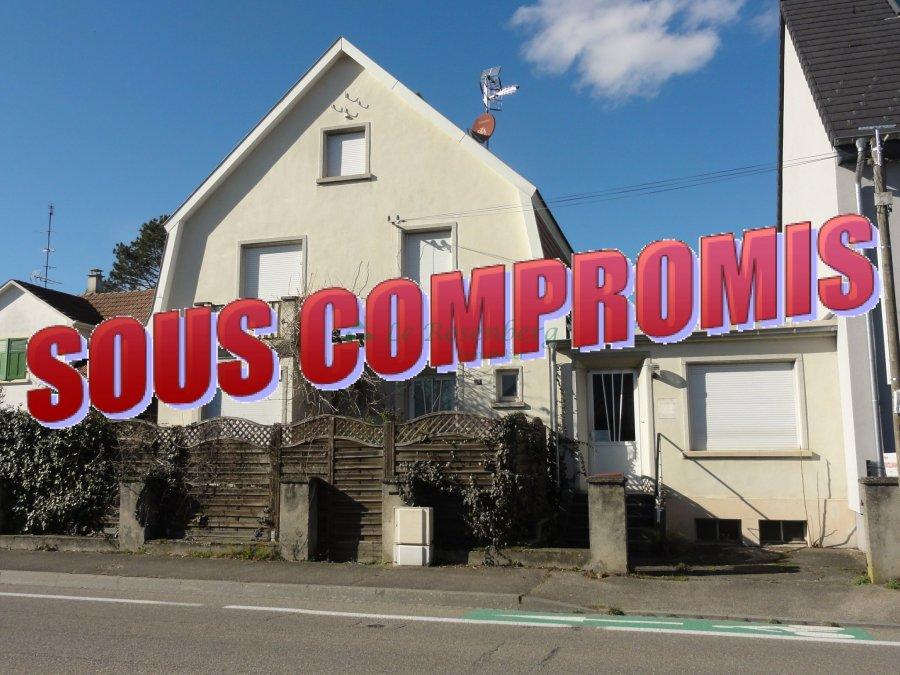 Maison à vendre F8 à Saint louis