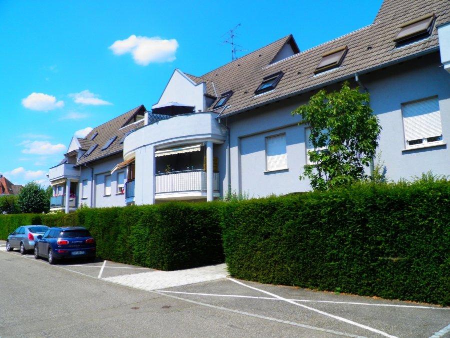 acheter appartement 3 pièces 69 m² saint-louis photo 1