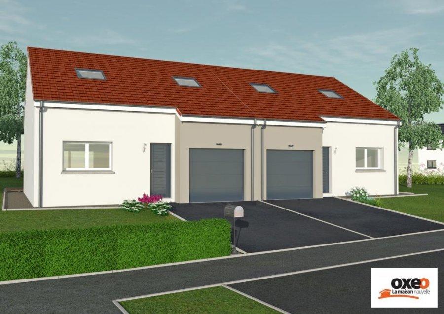 acheter maison individuelle 7 pièces 95 m² pontoy photo 1