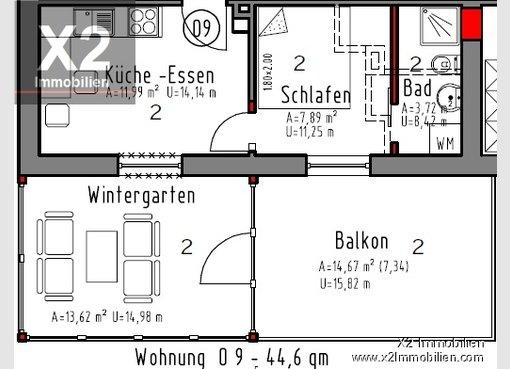 Appartement à vendre 2 Pièces à Klüsserath (DE) - Réf. 7142140