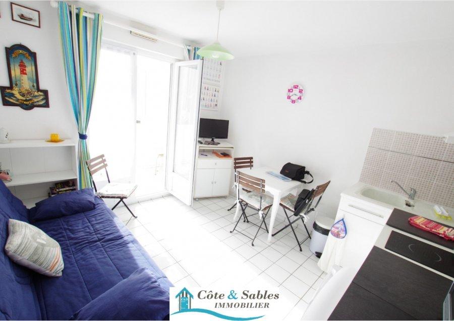 acheter appartement 2 pièces 23 m² château-d'olonne photo 1