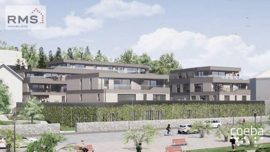 apartment block for buy 0 bedroom 54.78 to 121.59 m² remich photo 3