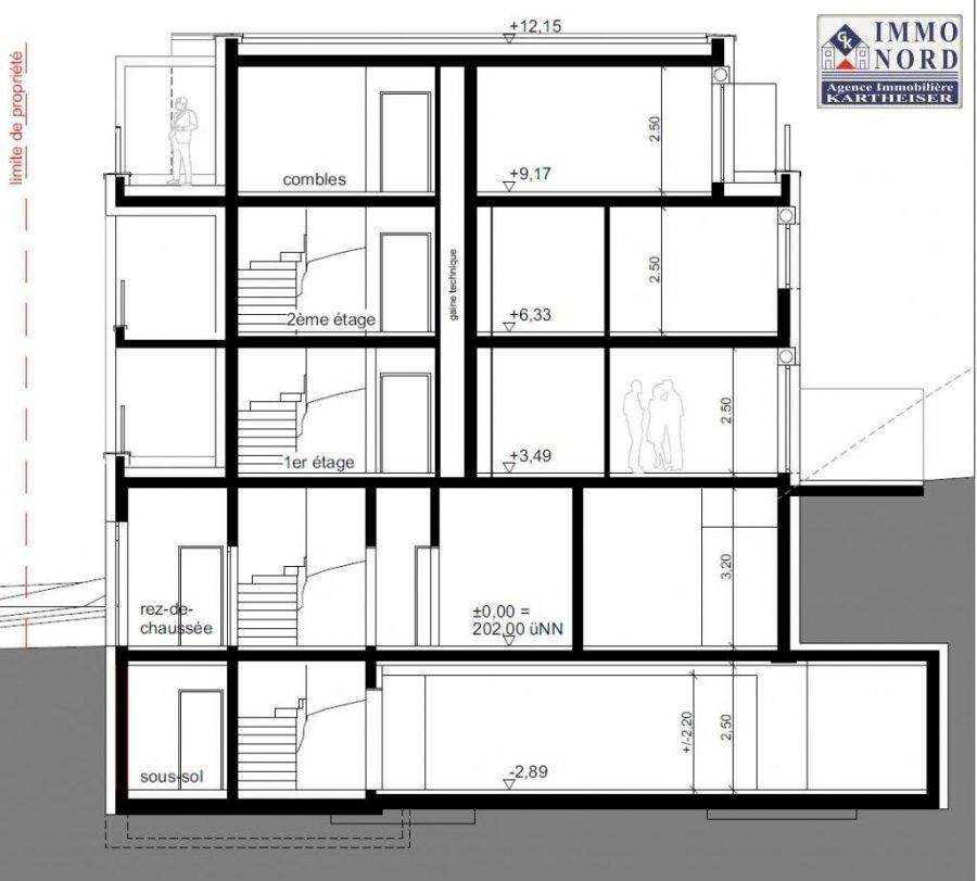 acheter résidence 0 chambre 89.48 à 93.73 m² diekirch photo 6
