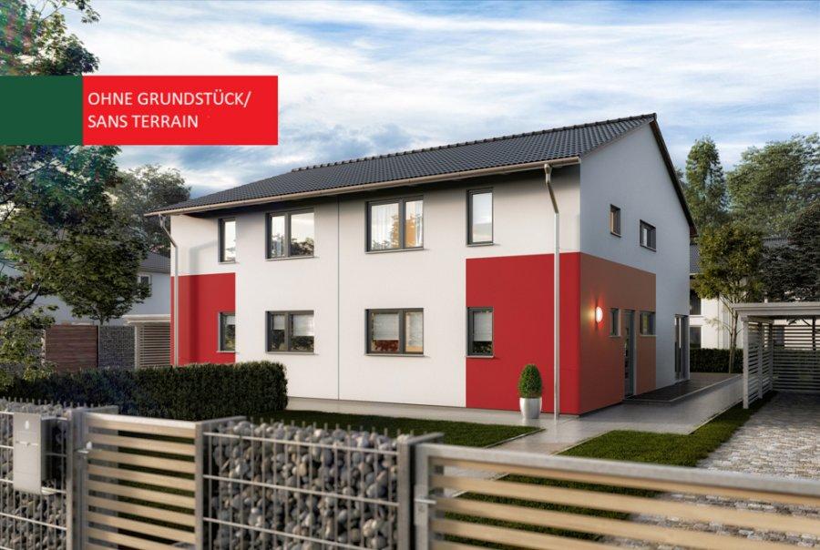 doppelhaushälfte kaufen 4 zimmer 137 m² merzig foto 1