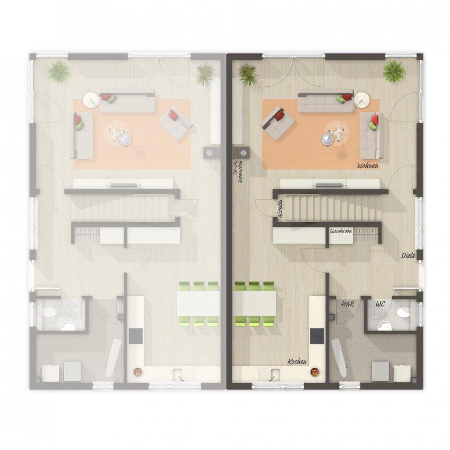 doppelhaushälfte kaufen 4 zimmer 137 m² merzig foto 6