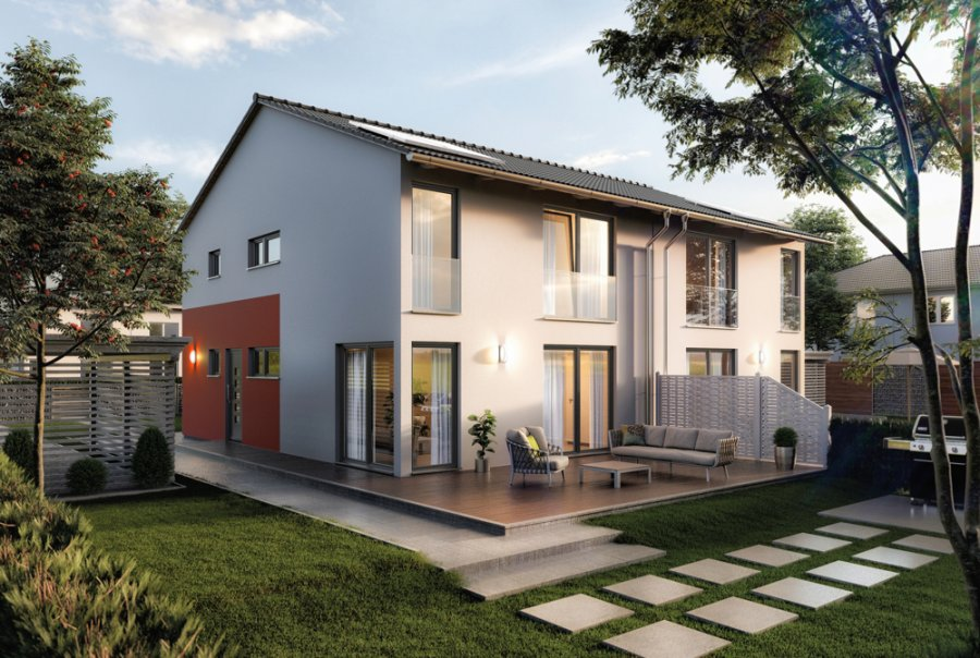 doppelhaushälfte kaufen 4 zimmer 137 m² merzig foto 5