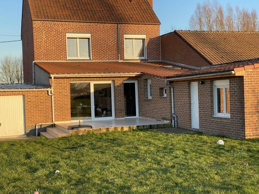 Maison à vendre F7 à Anhiers