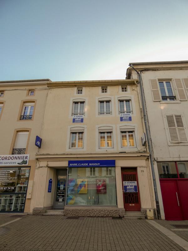 Bureau à vendre F10 à Bouzonville