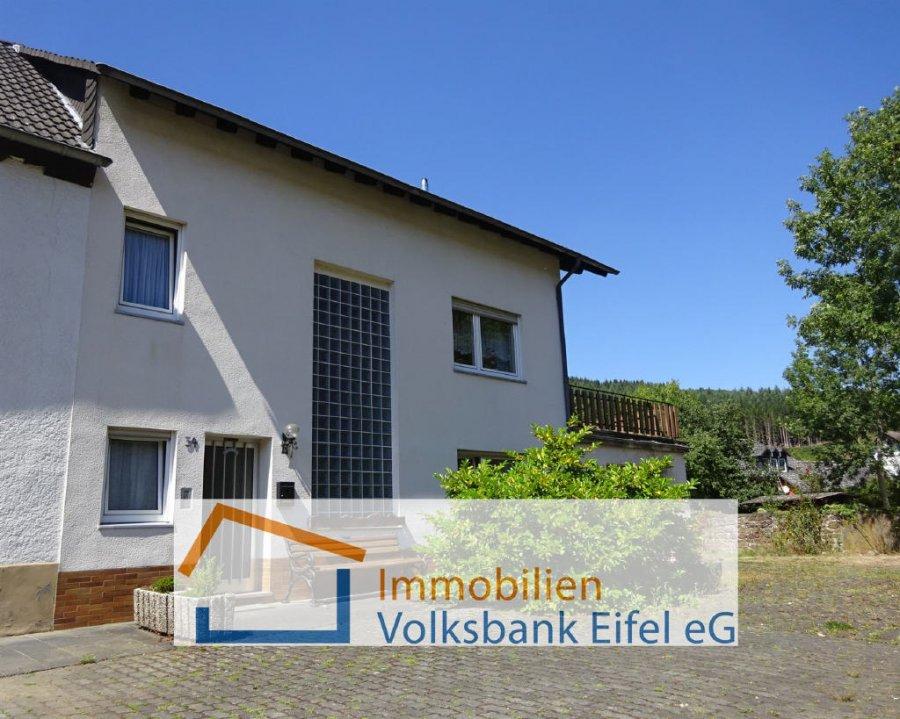 doppelhaushälfte kaufen 5 zimmer 131 m² densborn foto 1