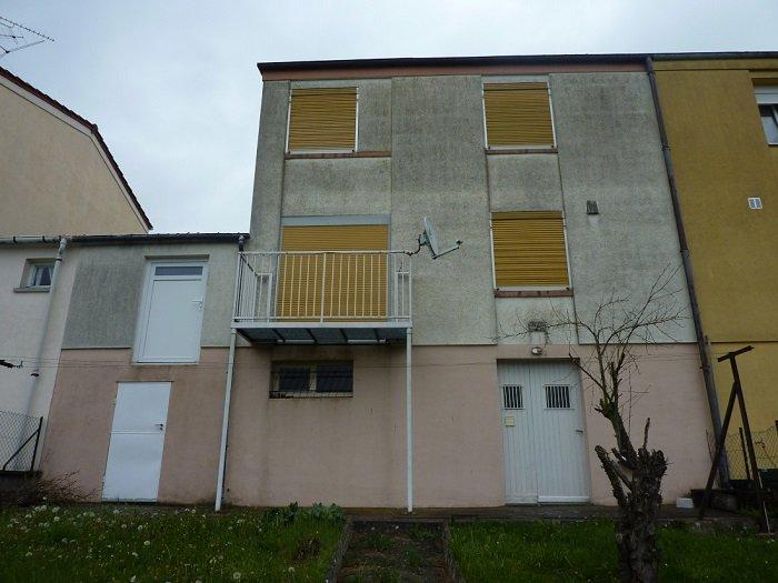 Maison mitoyenne à vendre F5 à Bouzonville