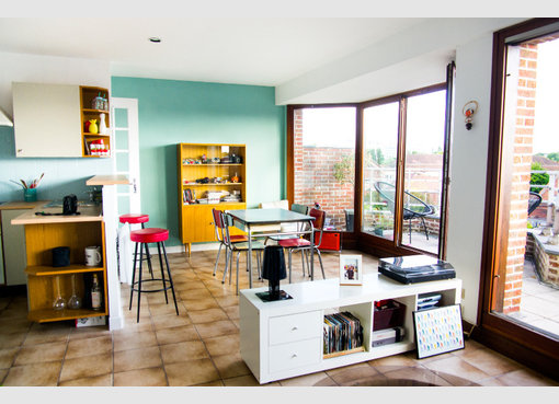 Vente appartement f2 wasquehal nord r f 5563405 for Agence immobiliere wasquehal
