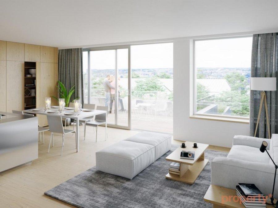 penthouse-wohnung kaufen 1 schlafzimmer 40 m² luxembourg foto 7