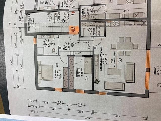 wohnung mieten 3 zimmer 95 m² perl foto 6
