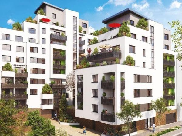 louer appartement 2 pièces 39 m² metz photo 1