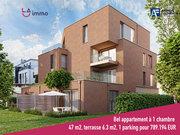 Appartement à vendre 1 Chambre à Luxembourg-Kirchberg - Réf. 7072269