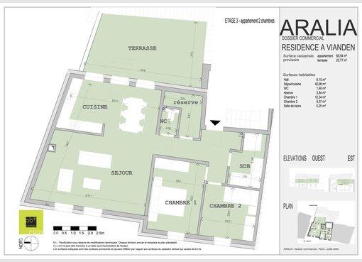 Apartment for sale 1 bedroom in Vianden (LU) - Ref. 6900749