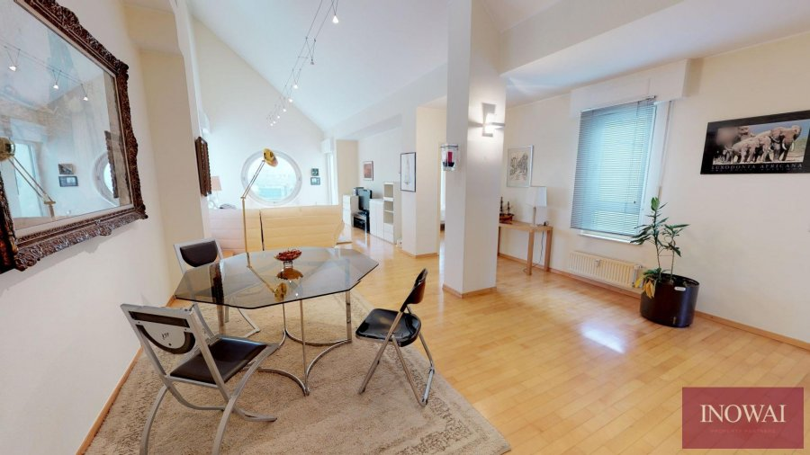 louer penthouse 3 chambres 187 m² luxembourg photo 1