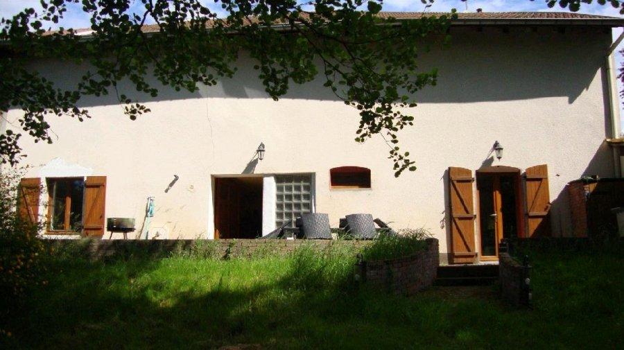 acheter ferme 6 pièces 146 m² étival-clairefontaine photo 1
