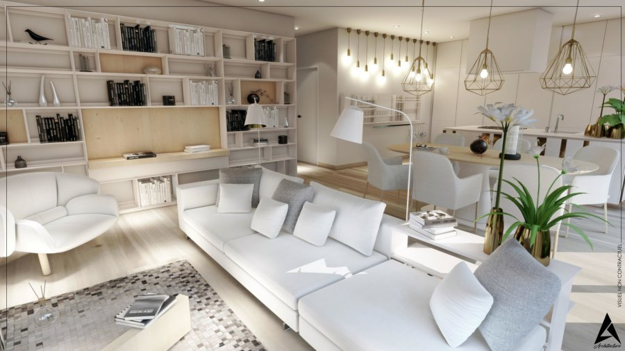 acheter penthouse 3 chambres 171.61 m² bertrange photo 7
