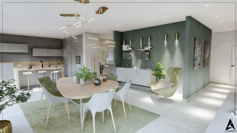 acheter penthouse 3 chambres 171.61 m² bertrange photo 5