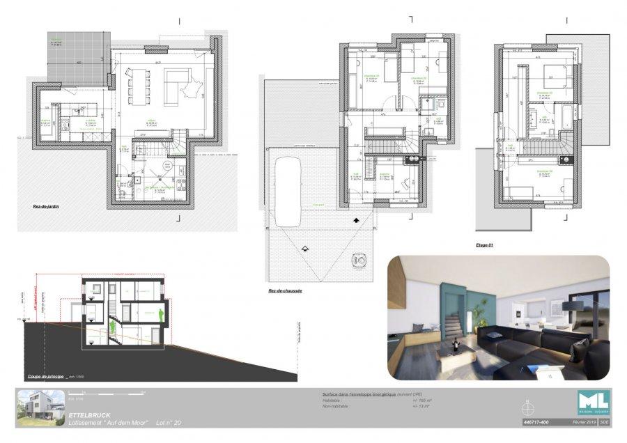house for buy 4 bedrooms 165 m² ettelbruck photo 3