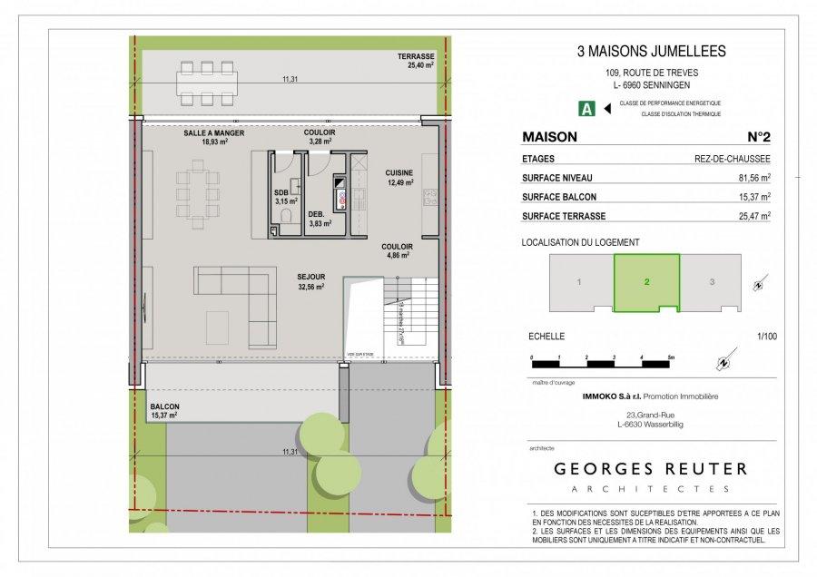 house for buy 4 bedrooms 192 m² senningen photo 4