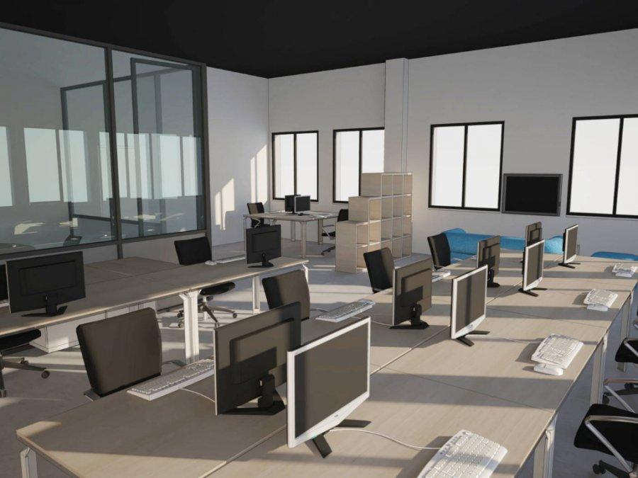 louer bureau 0 pièce 125 m² woippy photo 1