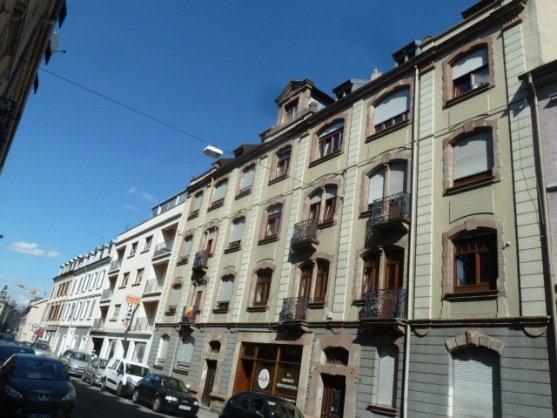 Immeuble de rapport à vendre à Mulhouse