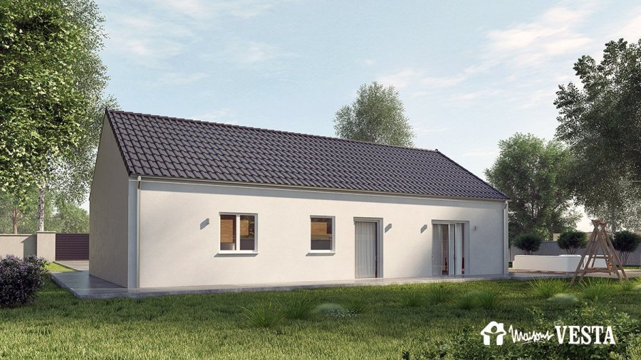 haus kaufen 4 zimmer 90 m² thiaucourt-regniéville foto 1
