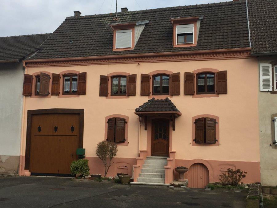 Maison à vendre F10 à Harskirchen