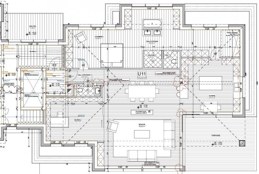acheter penthouse 3 chambres 235 m² grevenmacher photo 2