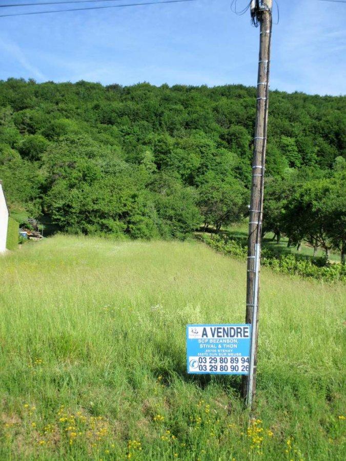 Terrain constructible à vendre à Lissey
