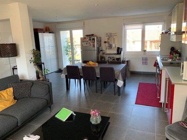 Maison mitoyenne à vendre F5 à Longwy