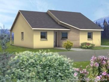 acheter modèle de maison 5 pièces 82 m² thionville photo 2