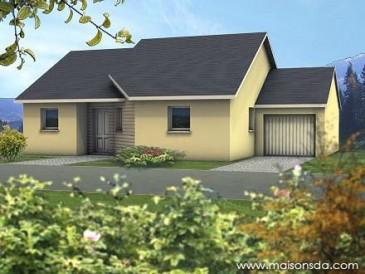acheter modèle de maison 5 pièces 82 m² thionville photo 1