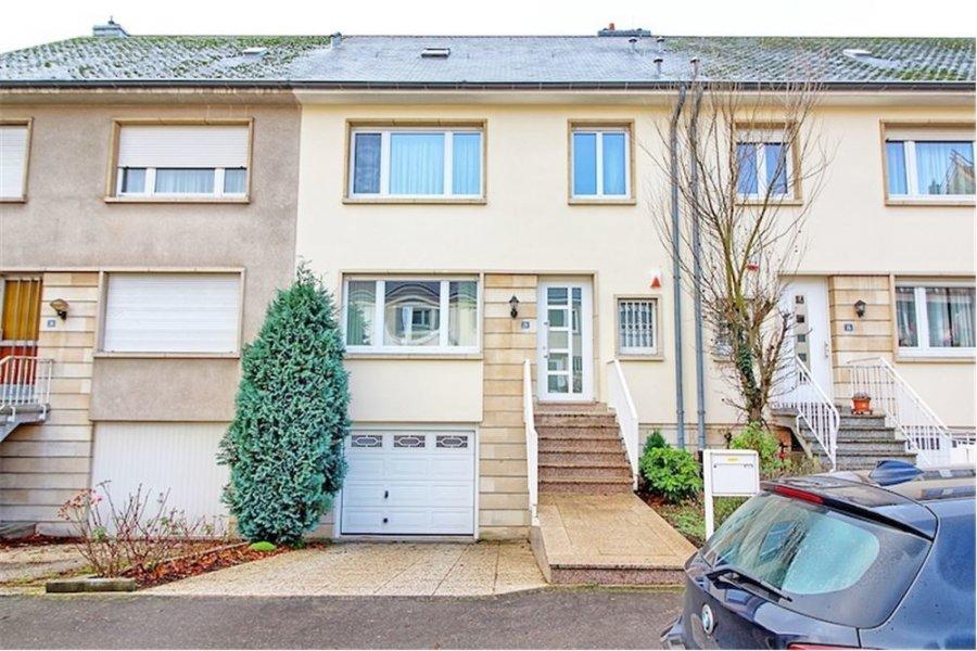 Maison à vendre 4 chambres à Luxembourg-Gasperich